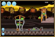 Angry Birds Lotus F1 team level 1
