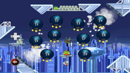 Exclusive Levels Angry Birds Star Wars Menú de Niveles 2