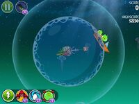 Pig Dipper 6-1 (Angry Birds Space)