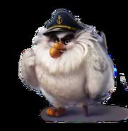 Angry Birds Evolution Capt'n Thrush