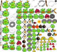 INGAME BIRDS 1 (Angry Birds)
