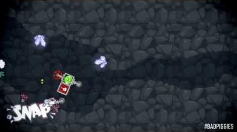 """Bad Piggies """"Rise And Swine"""" - NEW levels and items!"""