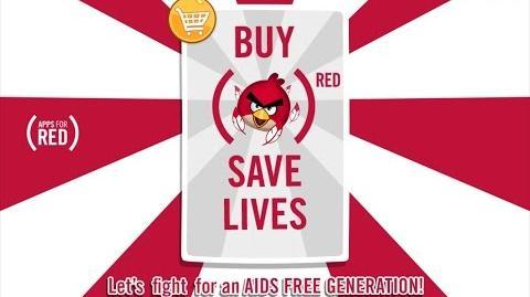Angry Birds (RED) Special Golden Egg Walkthrough