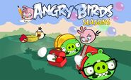 Angry Birds Back to Shcool 465647