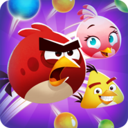 Angry Birds POP! NEW ICON!