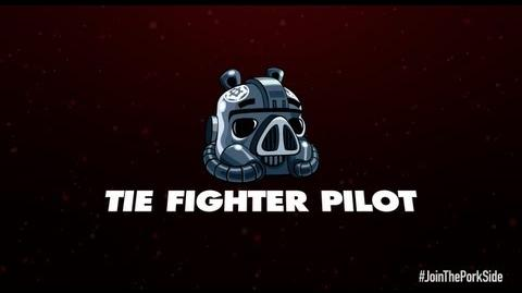 Angry Birds Star Wars 2 character reveals TIE Fighter Pilot-3