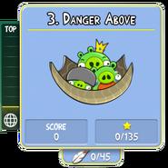 Danger Above Old 2