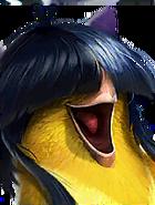 Flocker Tall Sia E0 Yellow