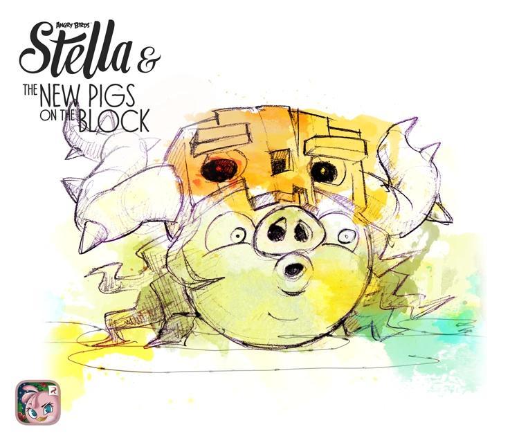 Cerdo Chamán (Stella)