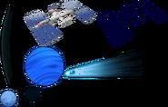SOLAR SYSTEM THEME PARALLAX 1 LEVELS 11 15