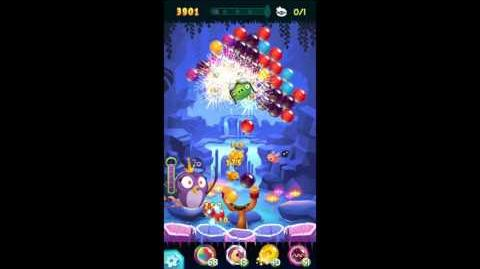 Angry Birds POP! Level 27 Golden Feather (Gale) Walkthrough