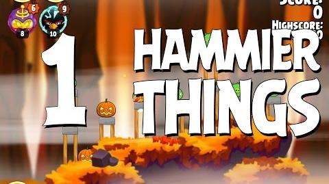 Hammier Things 1-1