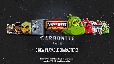 Angry Birds Star Wars 2 Carbonite Pack gameplay trailer-1
