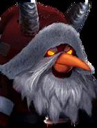 Flocker Fat Xmas E2a Red
