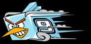 Ice bird write 9