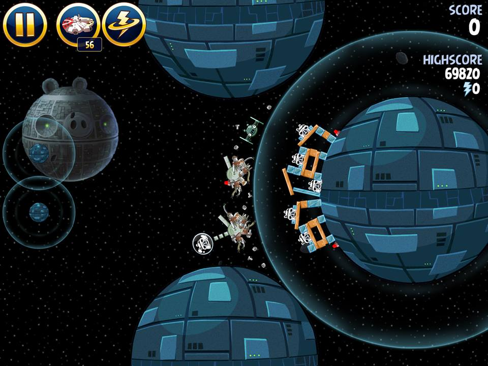 Death Star 2-9 (Angry Birds Star Wars)