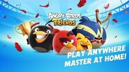 Angry Birds Friends - Out Now on Windows 10!