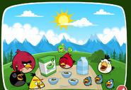 Angry birds breakfast end cutscene