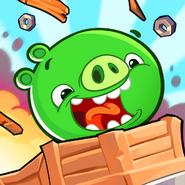 Bad Piggies 2 Icono Nuevo