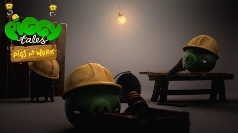 """Piggy Tales Pigs at Work - """"Lights Out"""""""
