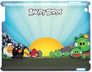 Angry Birds Gear4 The Original Flock VS The Pigs IPad 2 Case