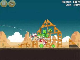 Official_Angry_Birds_Walkthrough_Ham_'Em_High_13-6