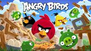 Current Angry Birds Startup Loading Screen