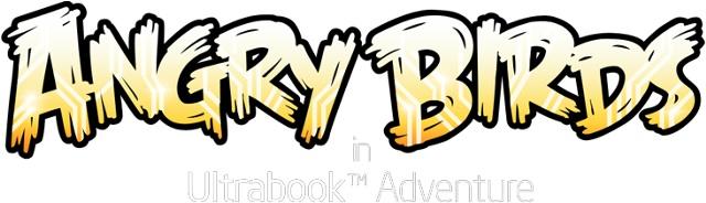 Angry Birds in Ultrabook™ Adventure