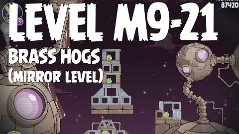 Brass Hogs 9-21 (Angry Birds Space)/Mirror Worlds Version