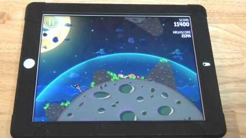 Angry Birds Space primeras impresiones del juego.mov