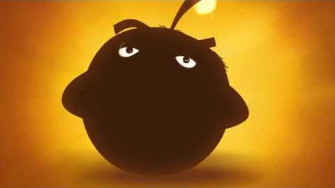 Bomb explodes on to Angry Birds Space on March 22