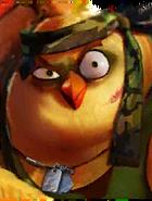 Major Pecker Icon