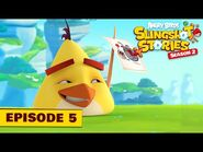 Angry Birds Slingshot Stories S2 - Gotcha! Ep5