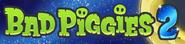 Bad Piggies 2 Logo Arte Promocional