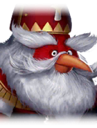 Flocker Fat Xmas E2b Red