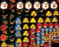 INGAME BIRDS F2P BIRDS NORMAL