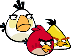 Angry Birds in Ultrabook™ Adventure