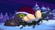 Санта ворует яйца