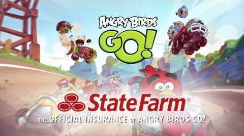 Angry Birds Go! Exclusive State Farm Power-up-0