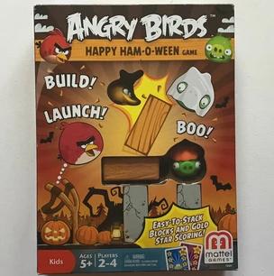 Angry Birds: Happy Ham-o-ween