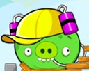 Angry Birds Friends World Cup Pig