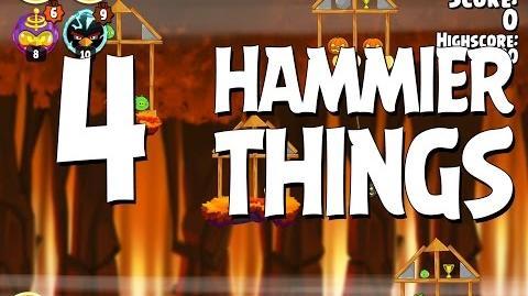 Hammier Things 1-4