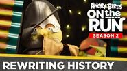 Angry Birds on the Run S2 Rewriting History - Ep10 S2