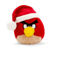 Christmas Red Bird