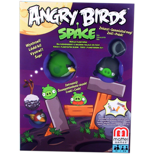 Angry Birds: Planet Block