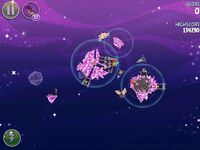 Cosmic Crystals 7-20 (Angry Birds Space)