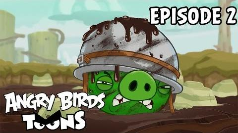 Angry Birds Toons Where's My Crown? - S1 Ep2