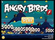 Angry Birds Flash Demo