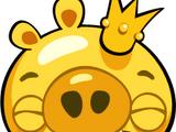 Golden King Pig