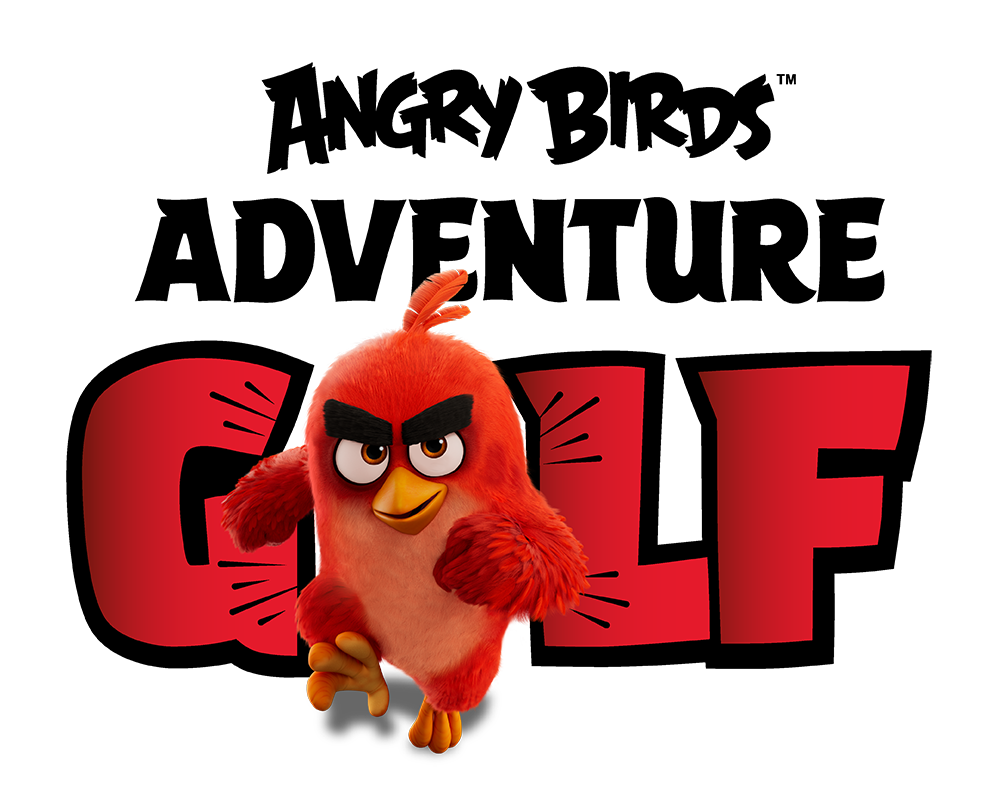 Angry Birds Adventure Golf